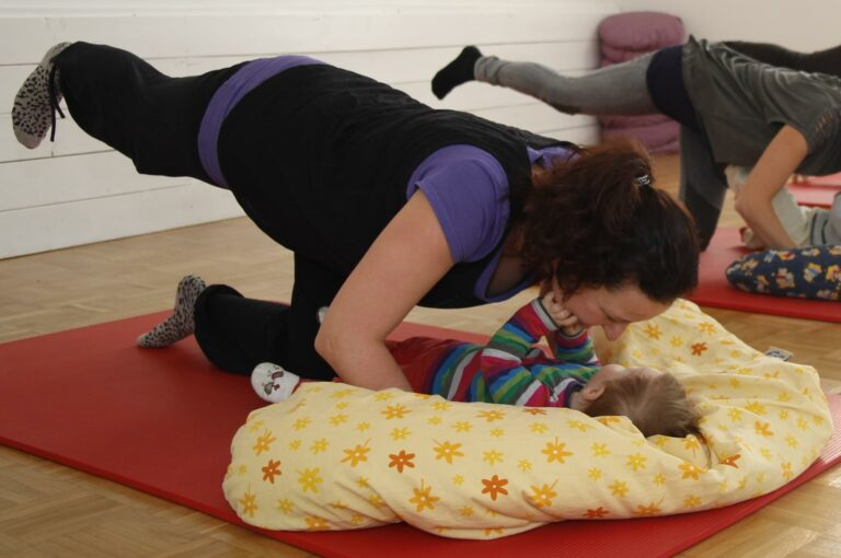 Rückbildungs- Und Beckenbodengymnastik