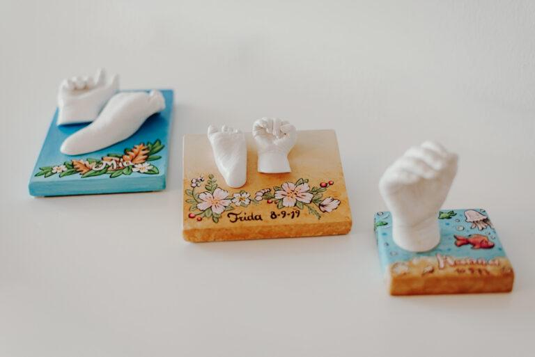 Gipsabdruck Workshop